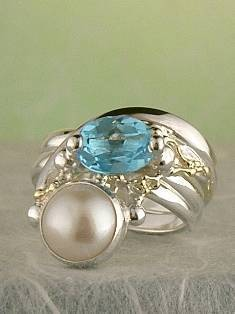 Original Handmade by Artist Designer Maker, Gregory Pyra Piro One of a Kind Original #Handmade #Sterling #Silver and #Gold, Jewellery in #London, #Art Jewellery, #Jewellery Handcrafted by #Artist, #Ring 7835