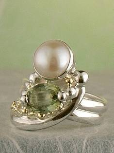 Original Handmade by Artist Designer Maker, Gregory Pyra Piro One of a Kind Original #Handmade #Sterling #Silver and #Gold, Jewellery in #London, #Art Jewellery, #Jewellery Handcrafted by #Artist, #Ring 4938