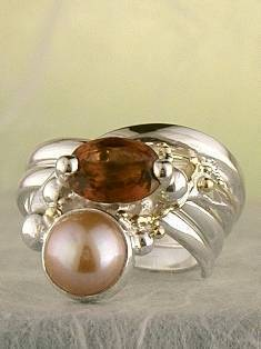 Original Handmade by Artist Designer Maker, Gregory Pyra Piro One of a Kind Original #Handmade #Sterling #Silver and #Gold, Jewellery in #London, #Art Jewellery, #Jewellery Handcrafted by #Artist, #Ring 9835