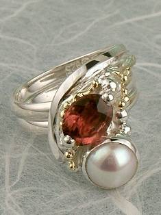 Original Handmade by Artist Designer Maker, Gregory Pyra Piro One of a Kind Original #Handmade #Sterling #Silver and #Gold, Jewellery in #London, #Art Jewellery, #Jewellery Handcrafted by #Artist, #Ring 9037
