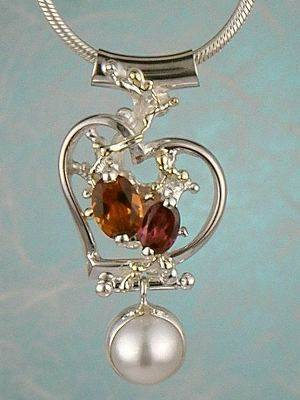 Original Handmade by Artist Designer Maker, Gregory Pyra Piro One of a Kind Original #Handmade #Sterling #Silver and #Gold, Jewellery in #London, #Art Jewellery, #Jewellery Handcrafted by #Artist, #Pendant #9208