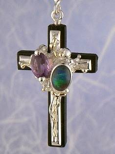 Follow Me and Visit my Site http://www.designerartjewellery.com Gregory Pyra Piro One of a Kind Handmade Jewellery in London in Silver and Gold, Bespoke Jewellery with Semi Precious Stones, #Cross #Pendant 5832