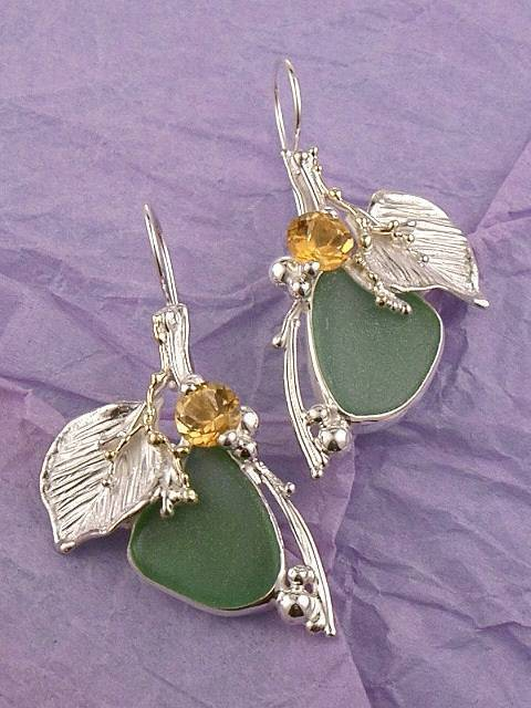 Original Handmade by Artist Designer Maker, Gregory Pyra Piro One of a Kind Original #Handmade #Sterling #Silver and #Gold, Jewellery in #London, #Art Jewellery, #Jewellery Handcrafted by #Artist, #Earrings #4580