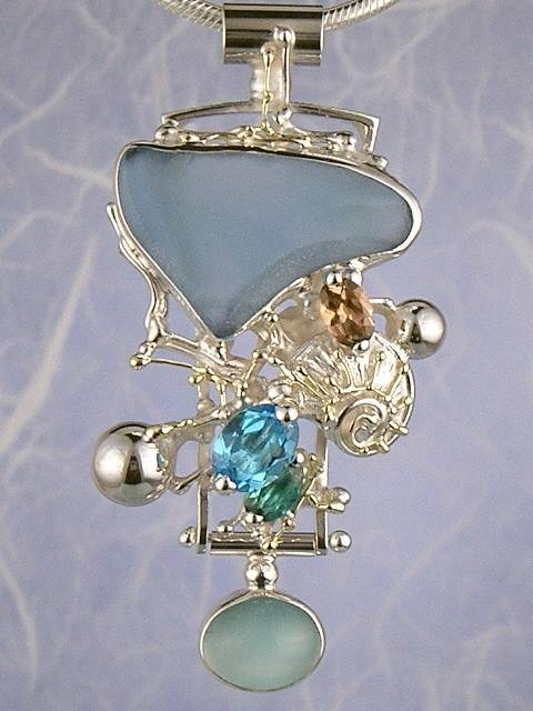 Original Handmade by Artist Designer Maker, Gregory Pyra Piro One of a Kind Original #Handmade #Sterling #Silver and #Gold, Jewellery in #London, #Art Jewellery, #Jewellery Handcrafted by #Artist, #Pendant #6750