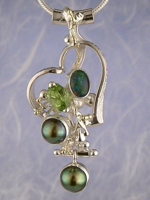 Original Handmade by Artist Designer Maker, Gregory Pyra Piro One of a Kind Original #Handmade #Sterling #Silver and #Gold, Jewellery in #London, #Art Jewellery, #Jewellery Handcrafted by #Artist, #Pendant 4939