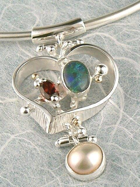 Original Handmade by Artist Designer Maker, Gregory Pyra Piro One of a Kind Original #Handmade #Sterling #Silver and #Gold, Jewellery in #London, #Art Jewellery, #Jewellery Handcrafted by #Artist, #Pendant #4230