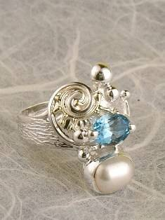 Original Handmade by Artist Designer Maker, Gregory Pyra Piro One of a Kind Original #Handmade #Sterling #Silver and #Gold, Jewellery in #London, #Art Jewellery, #Jewellery Handcrafted by #Artist, #Ring 4382