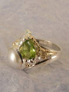 Original Handmade by Artist Designer Maker, Gregory Pyra Piro One of a Kind Original #Handmade #Sterling #Silver and #Gold, Jewellery in #London, #Art Jewellery, #Jewellery Handcrafted by #Artist, #Ring 6431