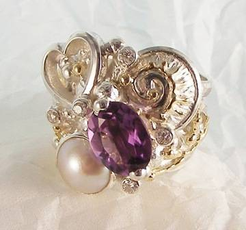 Special Order Ring