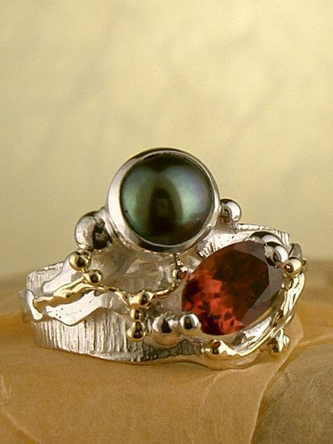 Follow us, Join us on Facebook, and visit http://www.designerartjewellery.com, Gregory Pyra Piro One of a Kind Handmade Jewellery in London in Silver and Gold, Bespoke Jewellery with Semi Precious Stones, #Ring 4639