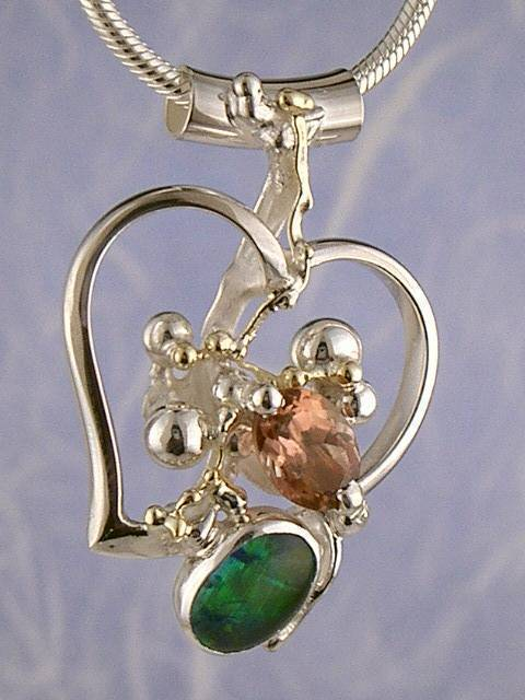 Original Handmade by Artist Designer Maker, Gregory Pyra Piro One of a Kind Original #Handmade #Sterling #Silver and #Gold, Jewellery in #London, #Art Jewellery, #Jewellery Handcrafted by #Artist, #Pendant #4054
