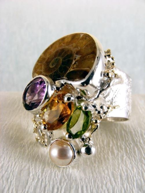 Gregory Pyra Piro Contemporary Art Jewellery Collection